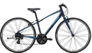 身長145センチで乗れるクロスバイク