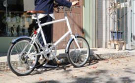 ミニベロ自転車michikusa
