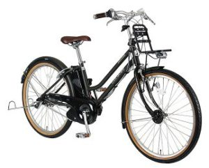 男性向けのかっこいい電動自転車