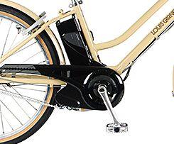 かっこいい電動自転車