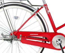 自転車Reedとアジェンダ-H2の比較