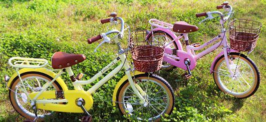 子ども用自転車mococo(モココ)の口コミ