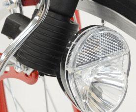 自転車メイファのライト
