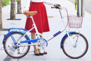 マンション住まいにおすすめの自転車