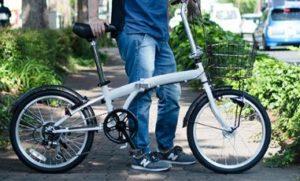 折りたたみ自転車LUCENT(ルーセント)の口コミ