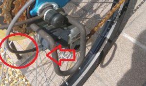自転車でカンカン音がする原因