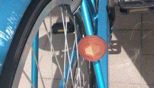 自転車からカンカンという音がする理由