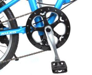 折りたたみ自転車アルブレイズ-Fのレビュー