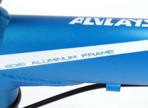 折りたたみ自転車アルブレイズ-Fの口コミ