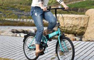 折りたたみ自転車DRIVEの口コミ