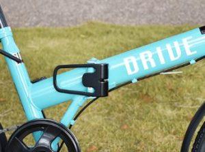 折りたたみ自転車DRIVEのレビュー