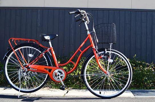 自転車CURIOUS(キュリオス)のハンドルはステンレス製で錆びにくい