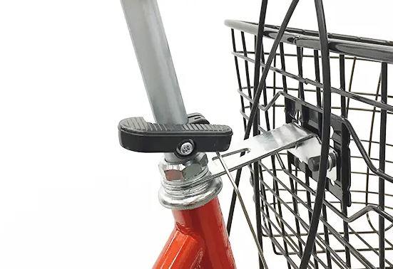 自転車CURIOUS(キュリオス)のライト用スイッチ