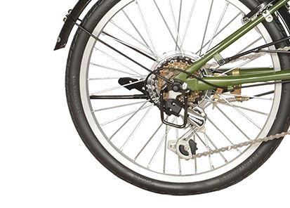 折りたたみ自転車CHACLE FOLDINGの評判・口コミ