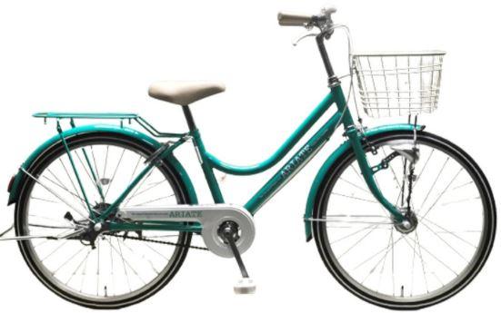 自転車アリアーテAの口コミ!子ども用自転車だけどしっかりしてる