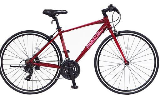 ルーツL21の口コミ・評判は?通勤・通学用クロスバイクにいいかも
