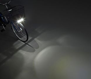 ビビ・L・押し歩きのライト